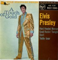 Elvis Presley - A Touch Of Gold (RCX 1045) RCA Victor Ex/Ex